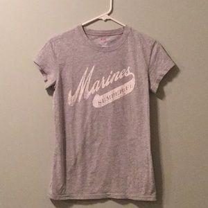 """Marines Semper Fi"" Women's T-shirt"
